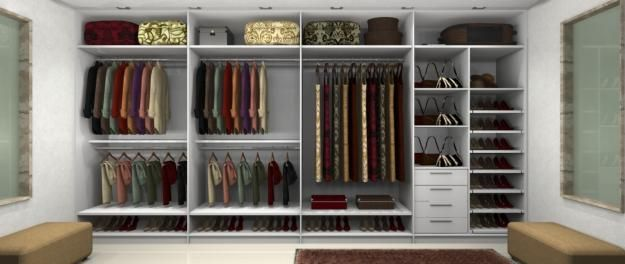 Modelos de closet para espa o pequeno pesquisa google for Modelos de closets para dormitorios pequenos
