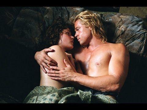 Top 10 Topless Scenes On Film - YouTube