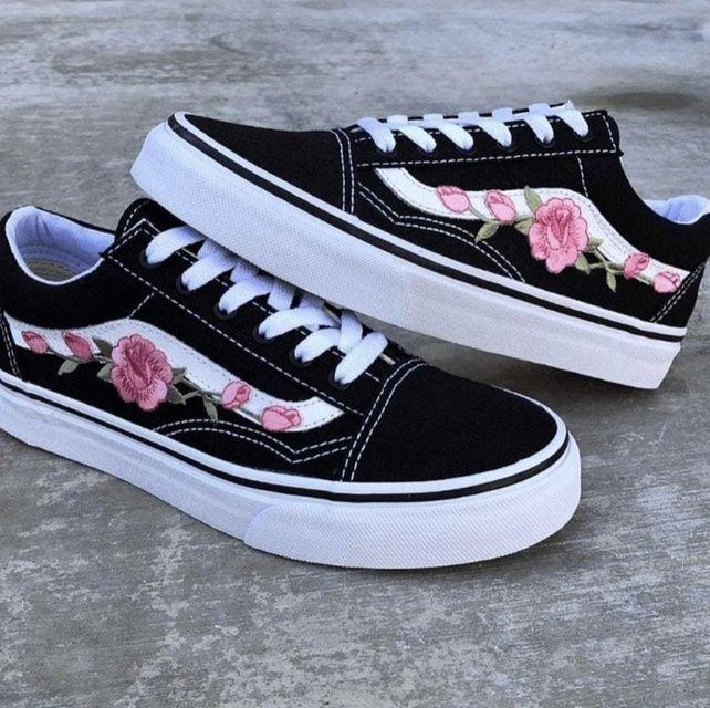 Vans shoes fashion, Custom nike shoes