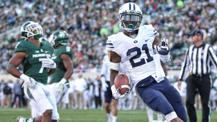 BYU scored an impressive win at Michigan State, Houston saw its unbeaten season go down the drain and South Florida rose to be AAC favorite.