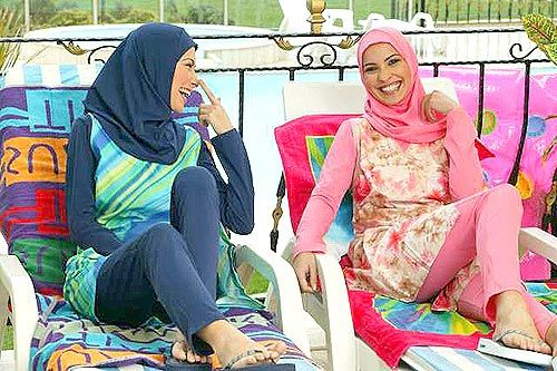 Get Swim Suit Ready: The Burkini | ANNISAA MAGAZINE | #3 Top post in the last month!