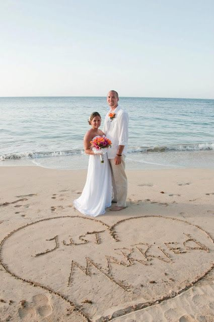 @Excellence Resorts Punta Cana this couple had their dream destination wedding and honeymoon all in the same location