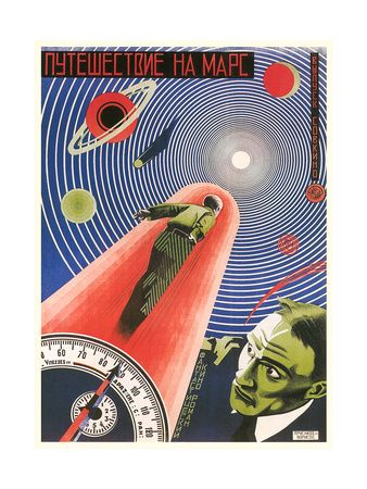 Fantasy Vintage kunst Poster bij AllPosters.nl