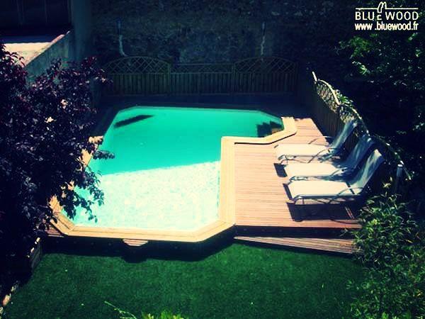 29 best Projet Piscine images on Pinterest Piscine hors sol