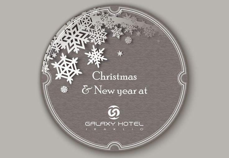Λίγες ημέρες έμειναν ! Υπέροχα Χριστούγεννα & Πρωτοχρονιά στο Galaxy Hotel Iraklio ! Προλάβετε να μπείτε στην παρέα μας - Τηλ. Κρατήσεων: 2810238812 Παραμονή Χριστουγέννων - Γιορτάζουμε στο Per Se Restaurant με λαχταριστές γεύσεις, χαρούμενη διάθεση και τους Happy DJs. Παραμονή Πρωτοχρονιά�