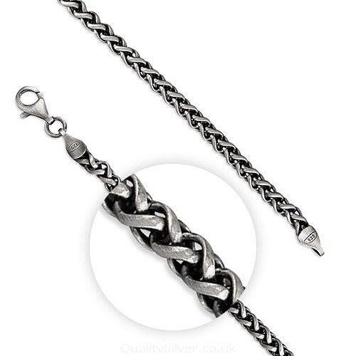 Great range of #sterling #silver #necklaces to choose from ! #jewellery #chain #necklace