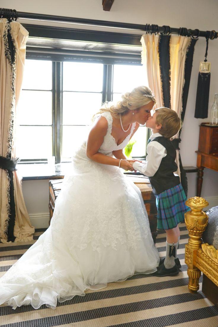 Kinsale golf club wedding dresses