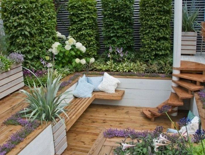 Les 25 meilleures id es de la cat gorie jardiniere bois for Catalogue de jardinage