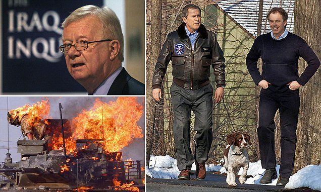 Chilcot report will be 'devastating' says No 10