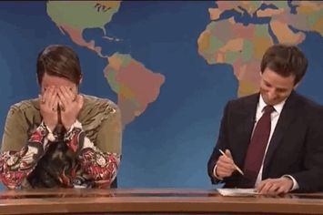 """<b><a href=""""http://slacktory.com/2013/07/snl-actors-cracking-up/"""" target=""""_blank"""">Slackatory</a> recently posted a video of SNL characters losing their shit and it's freaking hilarious.</b> It's incredible that it doesn't happen more often."""