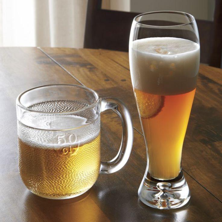 Direction 17 oz. Pilsner Beer Glass