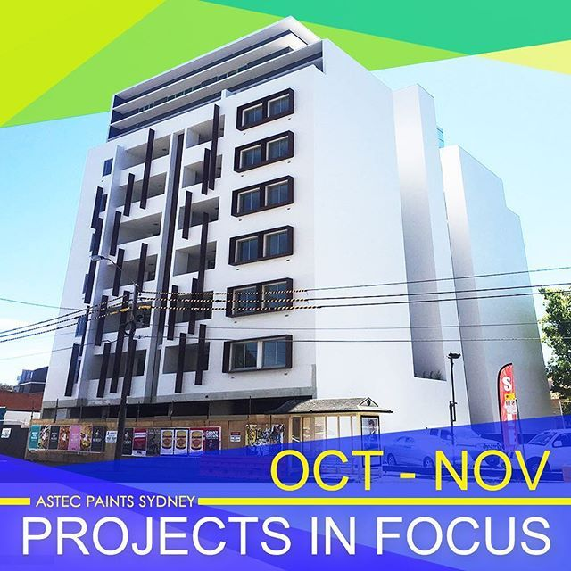 Projects in Focus - October to November  Our projects in focus newsletter for October to November is now available. For more info head over to our Facebook feed for more information. www.facebook.com/AstecPaintsSydney/  #great #render #project #architecture #archilovers #architecturelovers #architect #design #designer #tuesday #art #astec #paints #sydney #construction #rich #living #picoftheday #thankful #blessed #highend #lovethiscity #best #luxury #morning #follow #winning #see #focus…
