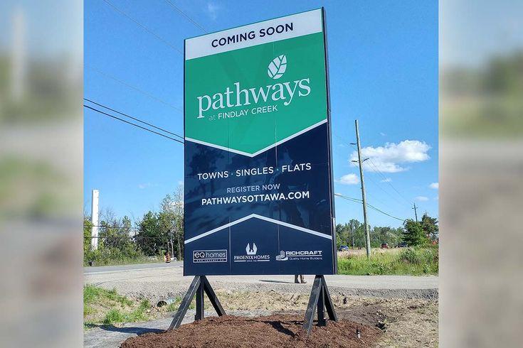 Billboards post panel miller mcconnell signs