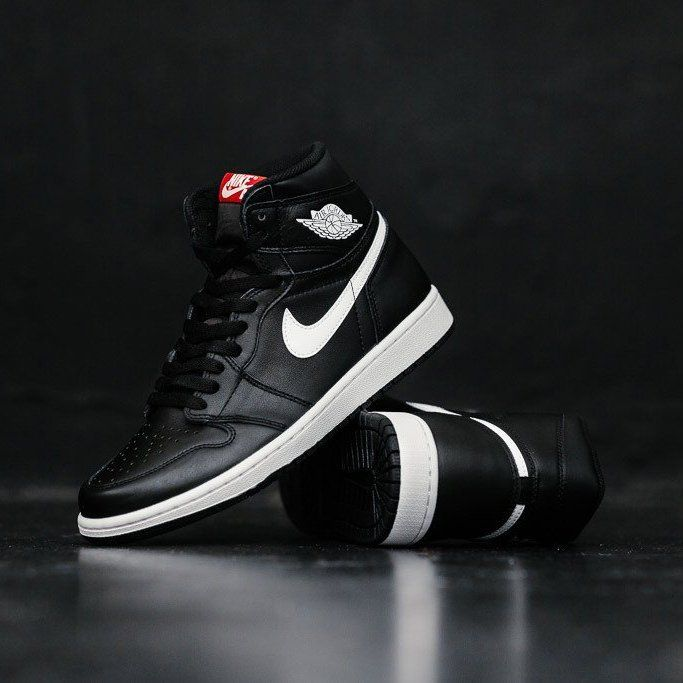 Air Jordan 1 Retro High OG Yin Yang 555088-011 #retro, #sneakers, #style