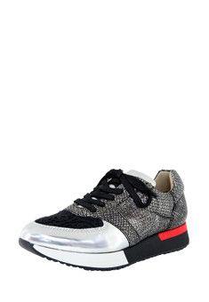 Кроссовки на танкетке женские 28080826 kari по цене 4 999 р в магазине обуви и аксессуаров kari.