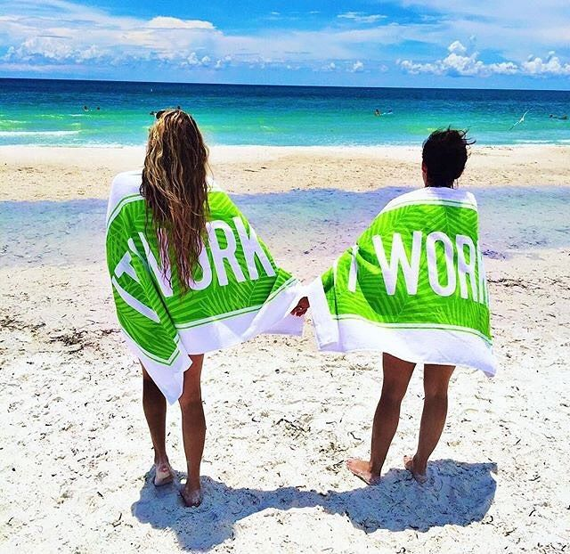 Where is your #ItWorksAdventure taking you this summer? We hope it takes you to sunny Florida for our Green Carpet Event this week! #ItWorksGC