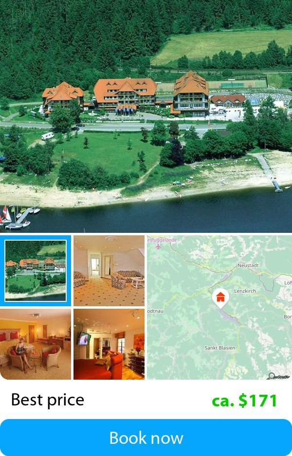 Wellnesshotel Auerhahn (Schluchsee, Germany) – Book this hotel at the cheapest price on sefibo.
