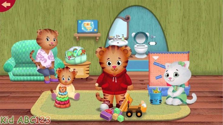 Daniel Tiger's Stop & Go Potty (PBS KIDS Game) - Apps for Kids