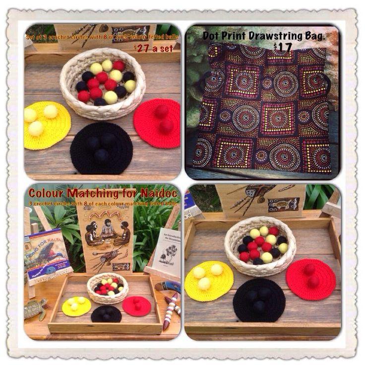 Indigenous play materials