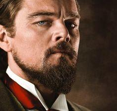 Leonardo Dicaprio Ducktail beard