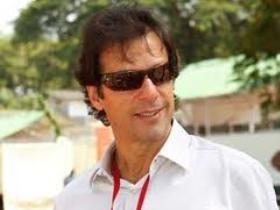 Imran Khan, Tehreek-e-Insaf Siyasi Partisi Başkanı, Pakistan Video