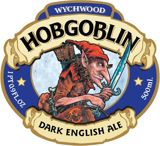 Hobgoblin Beer - I have had this on several occasions and have not been disappointed.