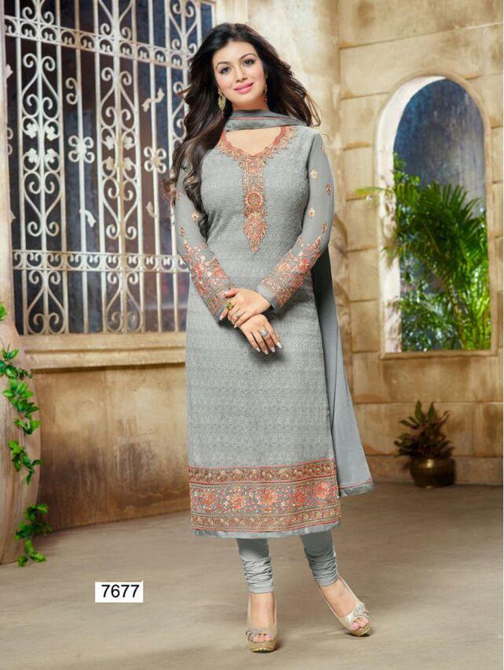 Bollywood Salwar Kameez Pakistani Designer Suit Ethnic New Anarkali Dress Indian #KriyaCreation