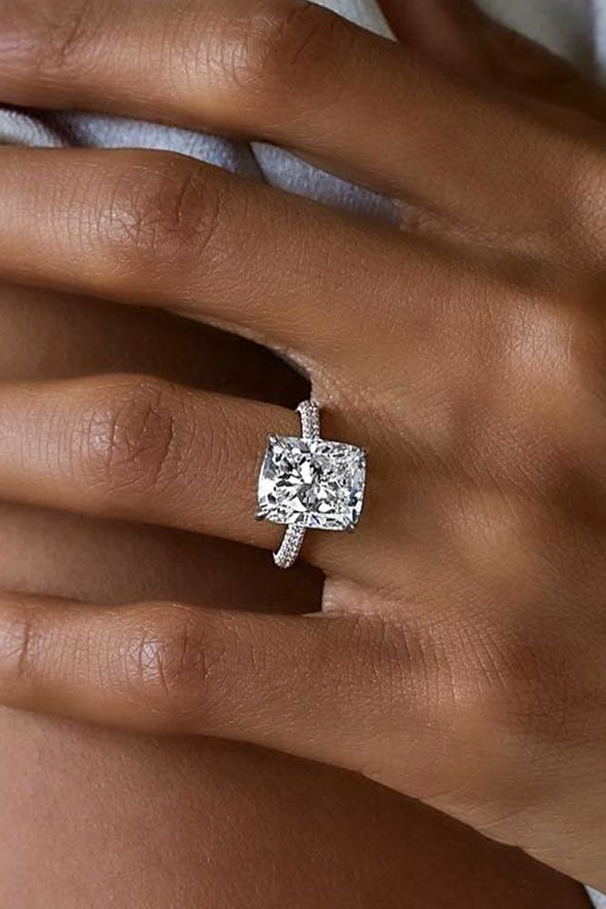 30 Fantastic Engagement Rings 2018 Engagement Rings Pave Band Diamond See More Trending Engagement Rings Unique Engagement Rings Stunning Engagement Ring