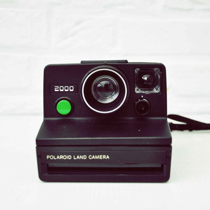 polaroid land camera 2000 polaroid and instant cameras pinterest cameras and polaroid. Black Bedroom Furniture Sets. Home Design Ideas