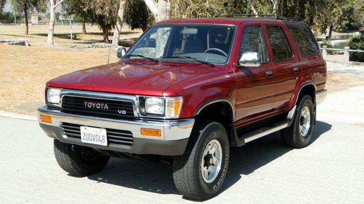 1990 Toyota 4 Runner 4X4 righttoyota.com