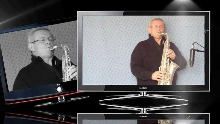 An Angel § Wykonanie Roman Szczepaniak saxophon Alto .