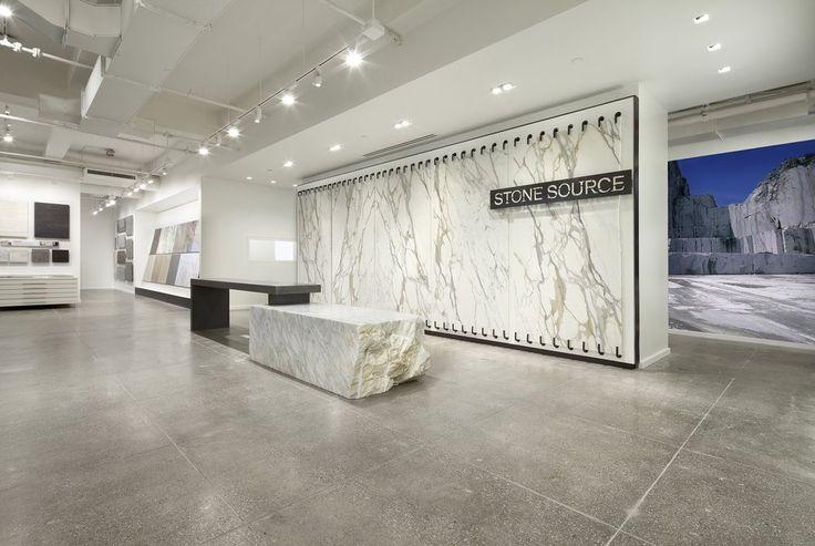 Stone Source New York Ny United States Reception Area