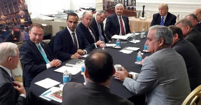Papadopoulos Repeatedly Represented Trump Campaign, Record Shows WASHINGTON — The Trump administration has downplayed the role of foreign policy adviser George Papadopoulos during the 2016 presidential campaign. But the public record shows that Papadopoulos, who attempted to set up a meeting between Donald Trump and ...