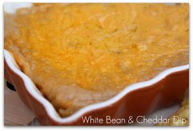 Mommy's Kitchen - Country Cooking & Family Friendly Recipes: White Bean & Cheddar Dip {Kid Friendly}