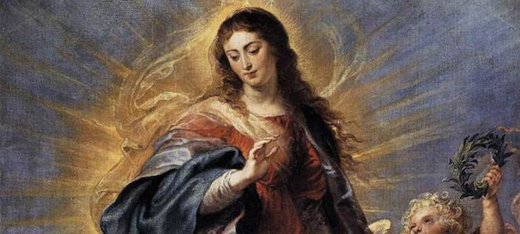 What the Immaculate Conception Means   Word On Fire