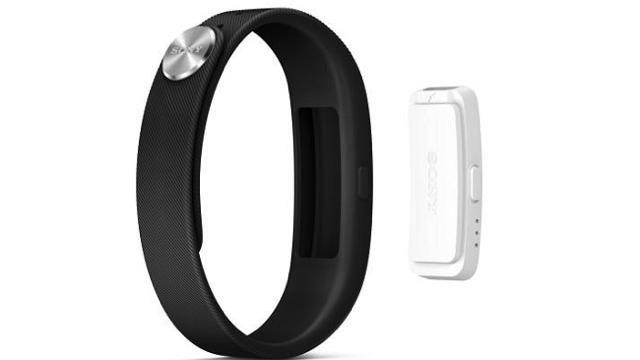 sony-smartband Sony SmartBand SWR12 Coming Soon