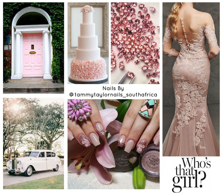 This weeks Who's That Girl is @tammytaylornails_southafrica