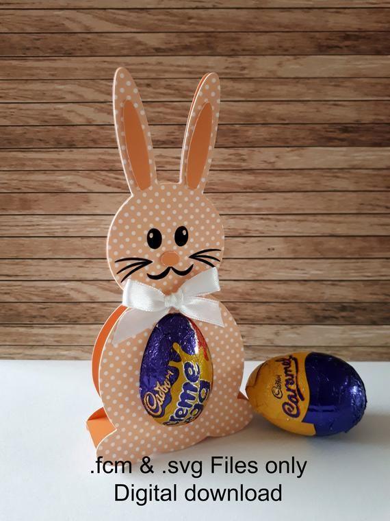 Unicorn Kinder Egg Holder on Flower Stand Easter Gift Fits Kinder Egg Chocolate