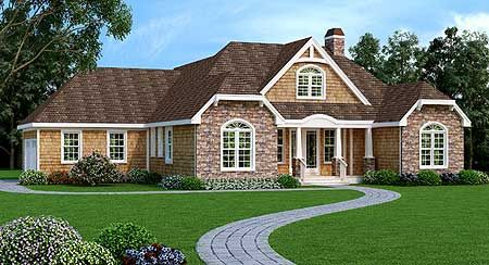 plan 3899ja ranch with open floor plan and bonus room french country home plan with bonus room ranch style
