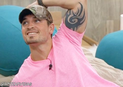 Apparently I should have gone on Big Brother this season....Caleb Reynolds