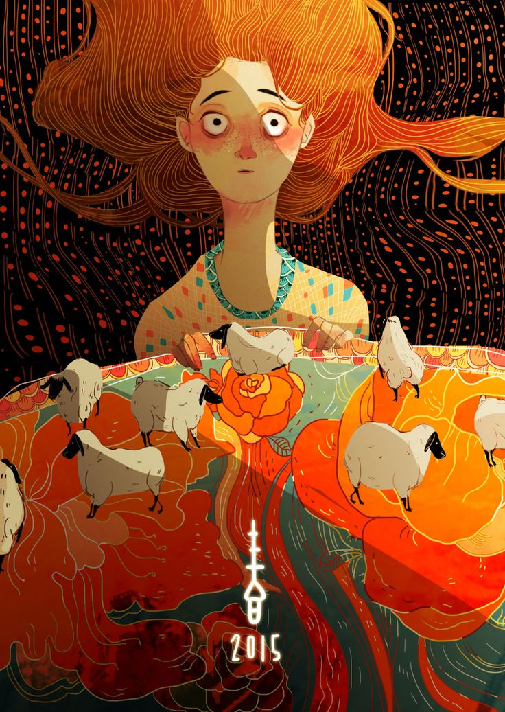 Illustrations - Crystal Kung