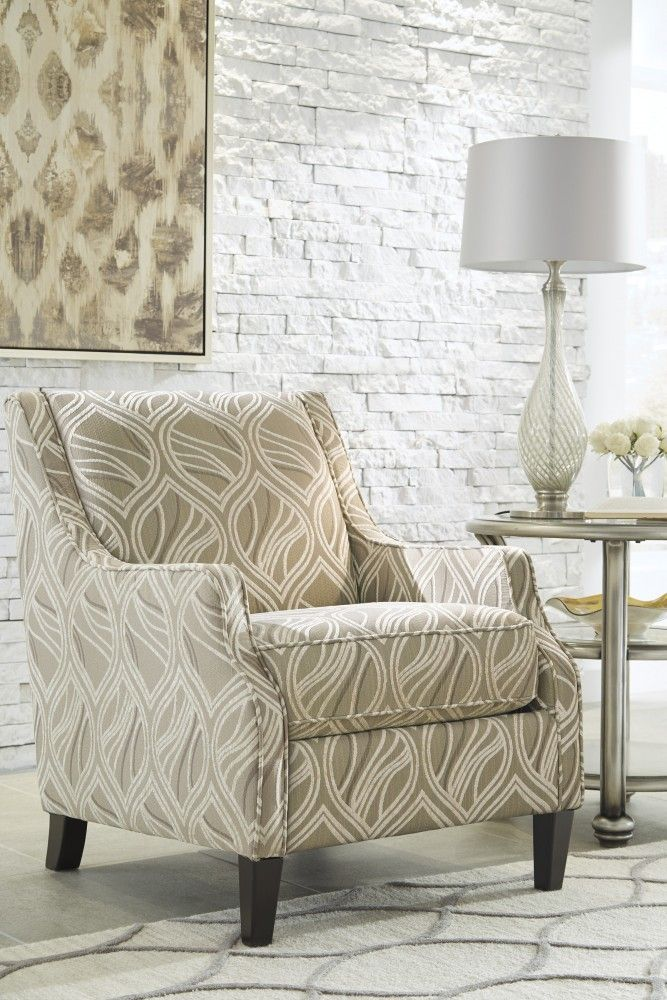 Mauricio   Linen   Accent Chair By Benchcraft. Get Your Mauricio   Linen    Accent Chair At Furniture Warehouse, Holland MI Furniture Store.