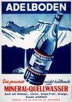 Adelboden Mineral-Quellwasser