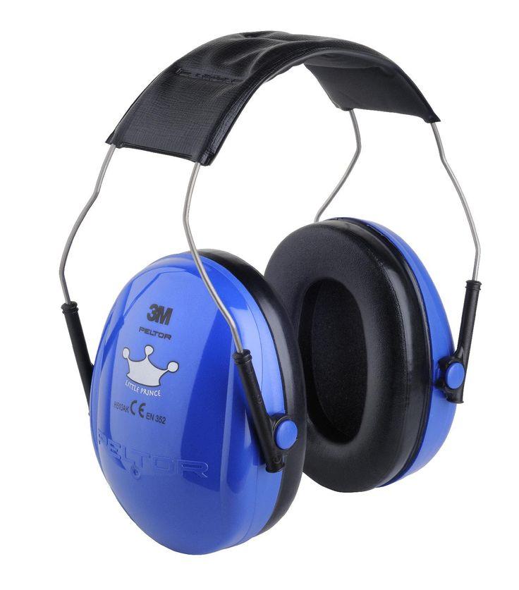 3M Peltor Optime Kid Little Prince Blue Children Ear Muffs / Defenders  IN STOCK NOW
