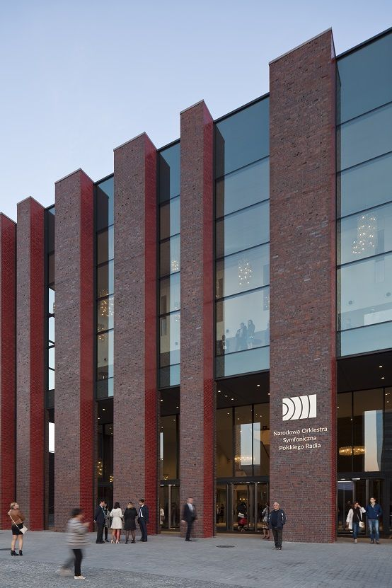 siedziba NOSPR / the seat of NOSPR, photo by Daniel Rumiancew #nospr