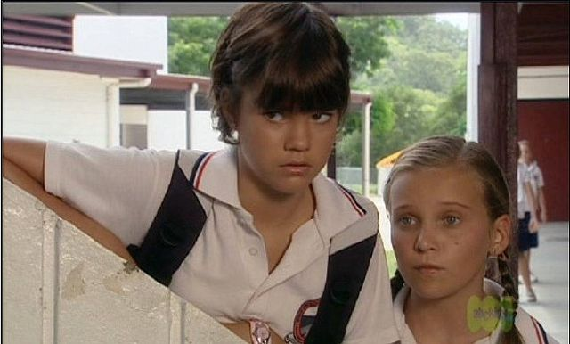 Bildresultat For Maia Mitchell Marny Kennedy Mortified With