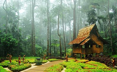 Davao City, Philippines-Eden Nature Park & Resort(PROUD TO BE DABAWENYa)