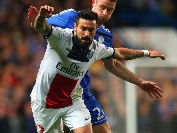 Chelsea transfer news: Blues enquire over Ezequiel Lavezzi switch as David Luiz's £48m move to PSG nears completion - Transfers - Football - The Independent