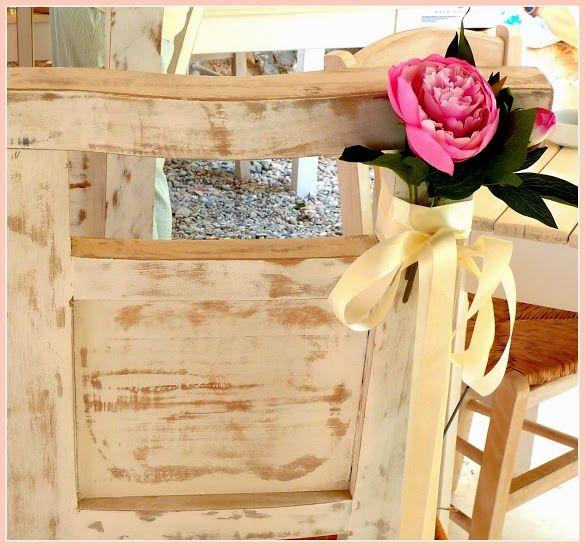 Chair Decoration for home wedding #chairdecor #decoration #wedding