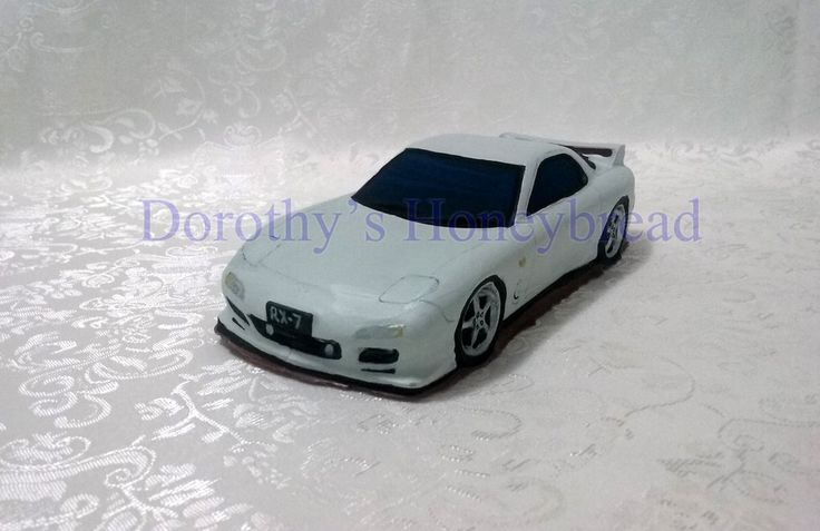 Mazda RX-7 FD3S series 8 Medium scale